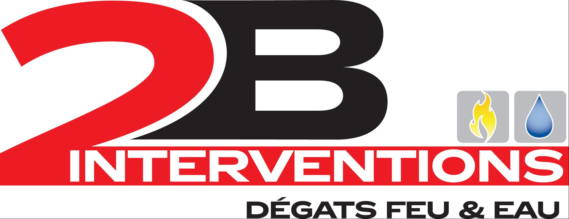 Logo - 2B interventions Sàrl